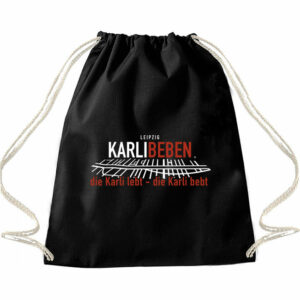 Karlibeben! Cotton Gymsac